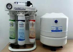 Замена фильтров воды - фото 6