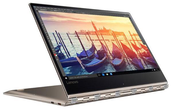 "Lenovo IdeaPad Yoga 910 Gold (13.9"" FHD MT, Intel Core i5 7200U, 8GB DDR3, 256GB, UMA, Win 10)"