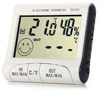 Термометр гигрометр цифровой DC103