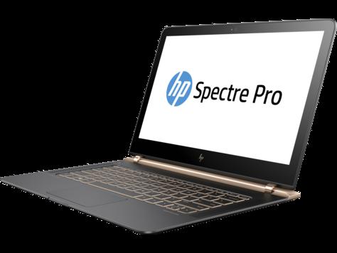 Spectre Pro 13 G1 i7-6500U 13.3 8GB/512 Camera Win10 Pro