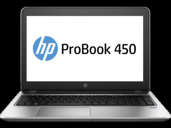 ProBook 450 G4 i7-7500U 15.6 8GB/256 DVDRW Camera Win10 Pro