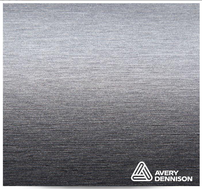 Автовинил Avery Dennison | Brushed Steel