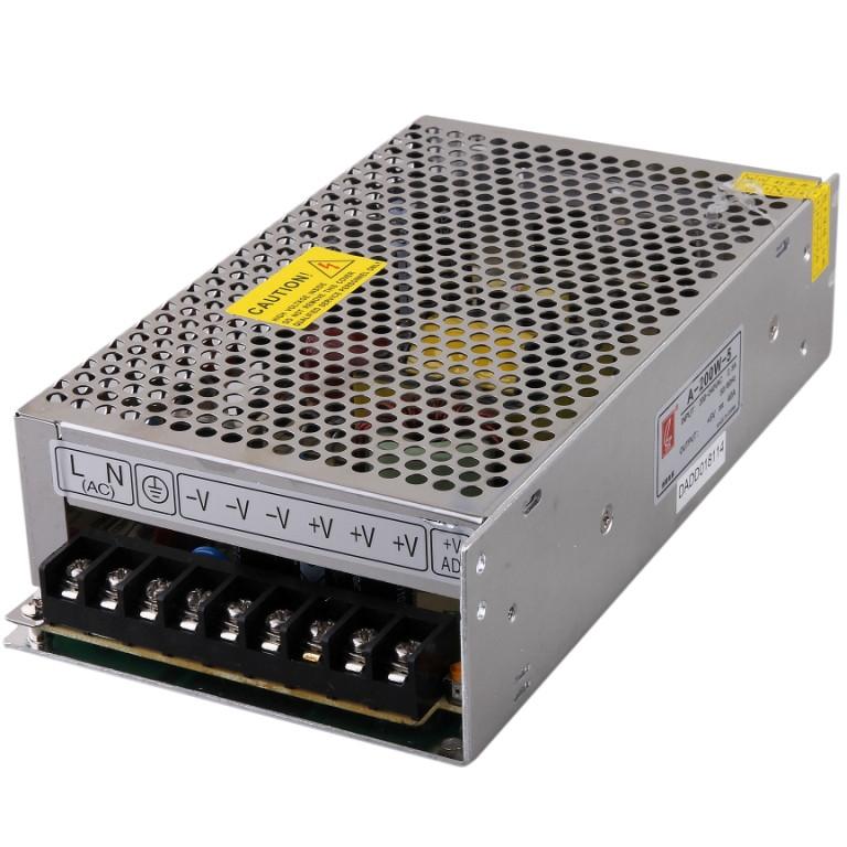 Блок питания A-200-5 (5V, 40A, 200W)
