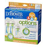 Набор Dr.Brown's из 3-х противоколиковых бутылочек с ш/г+4 соски, ПП, фото 2