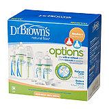 Набор Dr.Brown's из 5-ти противоколиковых бутылочек с ш/г+2 соски, ПП, фото 2