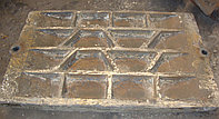 Плита дробящая неподвижная СМД-110 (110.00.00.002), отливки из стали