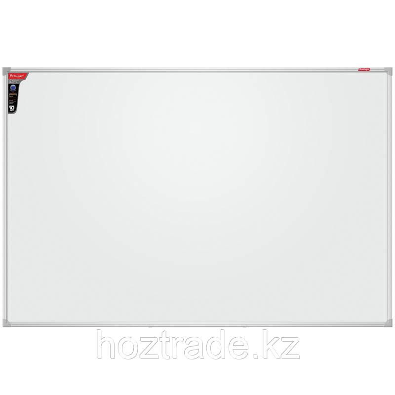 Доска магнитно-маркерная 100*180 алюминиевая рамка
