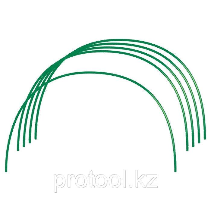Парниковые Дуги в ПВХ 1,2*1м 6 шт. диаметр трубы 10мм// Россия