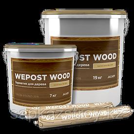Герметик Wepost Wood