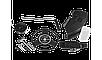 Триммер бензиновый (бензокоса), ЗУБР КРБ-490, 49,3 см3(1,84л.с./1,35кВт), 10000об/мин, катушка/нож, шир. скашивания 44/25,5см, велос.рукоятка, фото 4