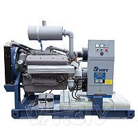 Дизельгенератор AД120-T400-1PМ13 двигатель: ЯМЗ-236БИ, V-образный, с прямым впрыском, с турбонаддувом, 4-х так