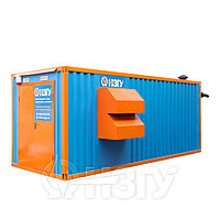 Утепленный блок контейнер УБК от 10 до 1000 кВт