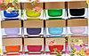 Набор цветных матовых гелей. 12 шт