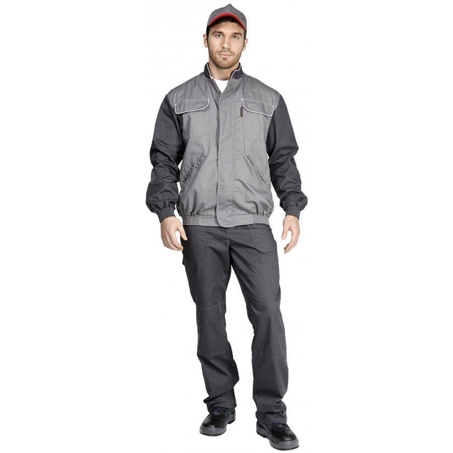 Костюм рабочий летний «Навигатор-2» (куртка и полукомбинезон)