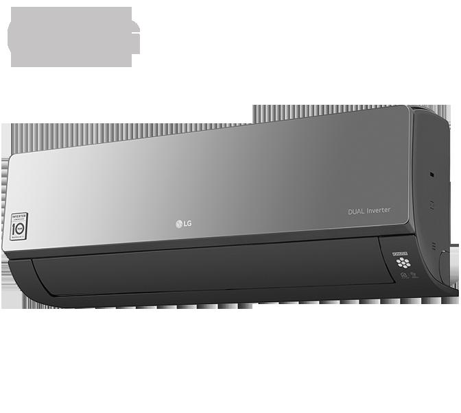 Кондиционер LG: AC12BQ (Art cool Mirror New Inverter - R32)