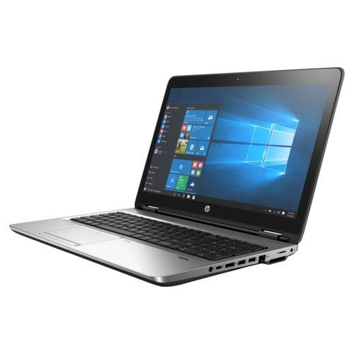 Ноутбук HP ProBook 650 G3 i5-7200U 15.6 8GB/1T DVDRW Camera Win10 Pro