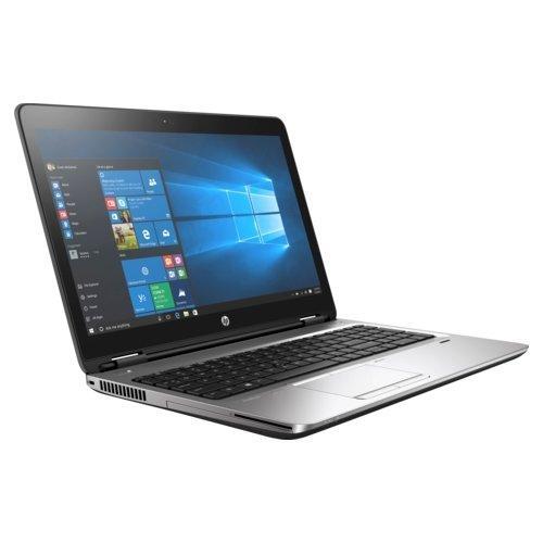 ProBook 650 G3 i5-7200U 15 8GB/256 DVDRW Camera Win10 Pro