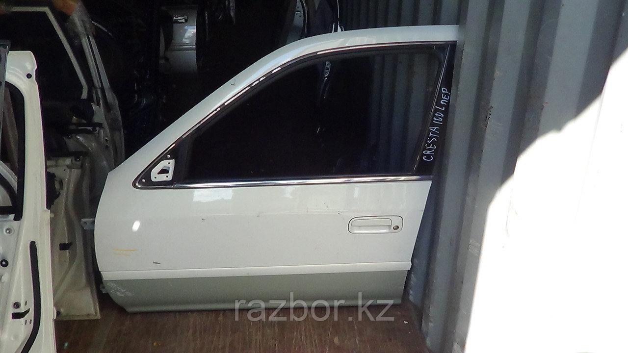 Дверь левая передняя Toyota Cresta (100)