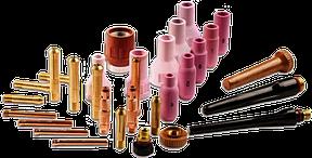 Расходные материалы и Комплектующие для сварочных аппаратов