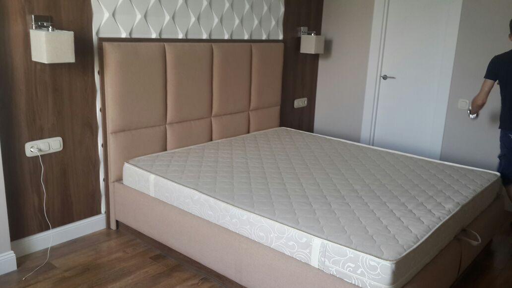 Кровать Двухспальная с нишей