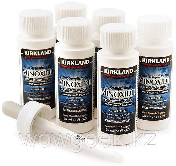 Миноксидил эффективное средство для роста бороды и волос
