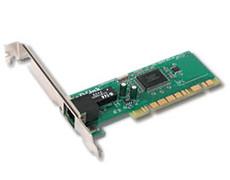 Сетевой адаптер Fast Ethernet для шины PCI с поддержкой 802.3х