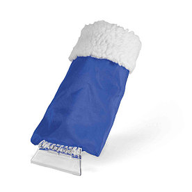 Скребок для льда с перчаткой, SOLDEU