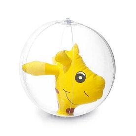 Надувной мяч прозрачный, KARON