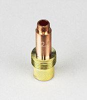 Корпус цанги 4.0 мм со стандартной газовой линзой (ABICOR BINZEL®)