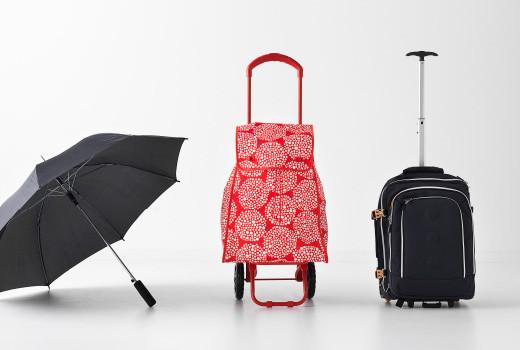 Дорожные сумки, зонты и рюкзаки