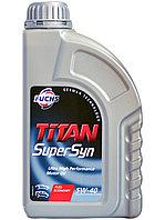 Моторное масло TITAN SuperSyn 5w40 1 литр