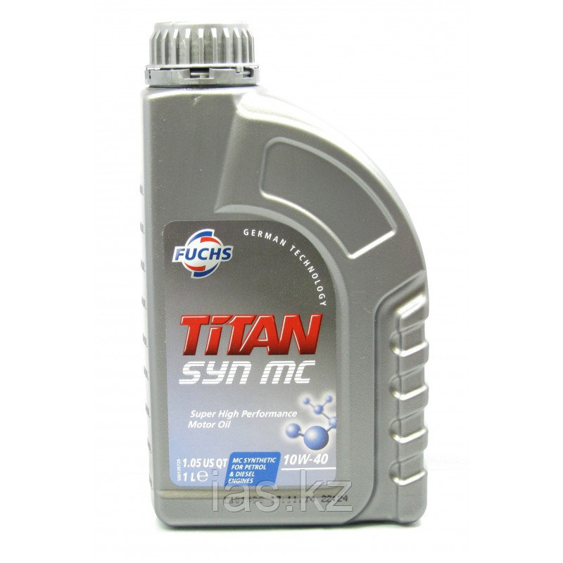 Моторное масло TITAN Syn MC 10w40 1 литр