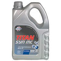 Моторное масло TITAN Syn MC 10w40 5 литров