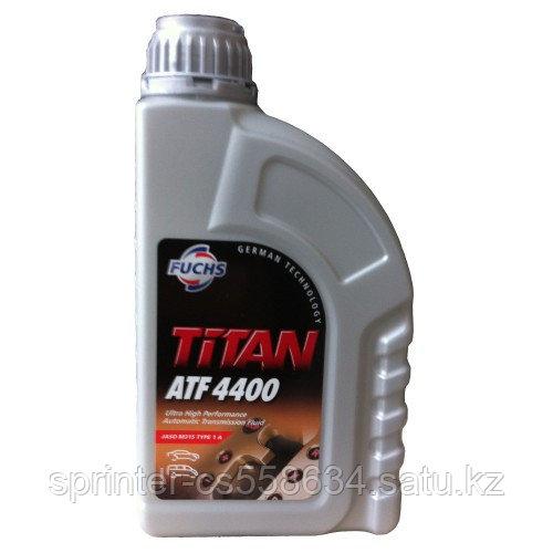 Трансмиссионное маслоTITAN ATF 4400 1 литр