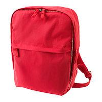 Рюкзак ФОРЕНКЛА красный IKEA ИКЕА, фото 1