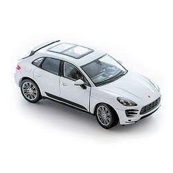 Welly 24047 Велли Модель машины 1:24 Porsche Macan Turbo