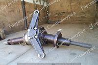 Кулак поворотный левый с карданом Э20.01.04.002сб-1 для экскаватора ЭО-33211УВЗ