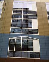 Фасадное остекление, фото 1