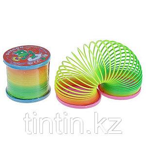 Пружинка радуга Mini 5 см