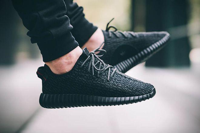 Adidas Yeezy Boost (Адидас изи буст) - кроссовки
