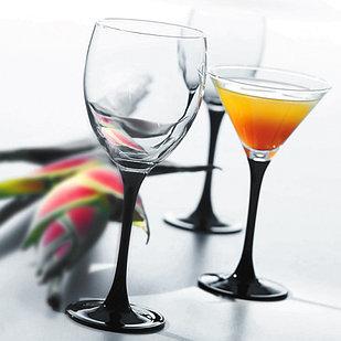 Набор бокалов для вина Luminarc Domino (4 шт.) 190 мл