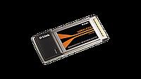 Беспроводный CardBus адаптер для ноутбуков слот  Type II , стандарта 802.11b/g/n (проект)  производительность