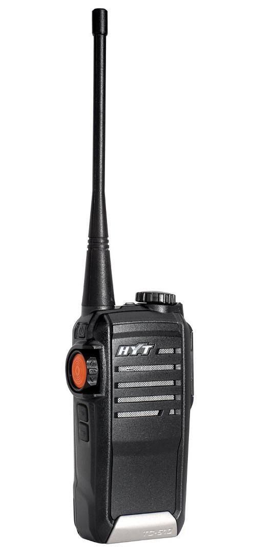 Носимая рация HYT (Hytera) Радиостанция HYT TC-518 (400-470 МГц)