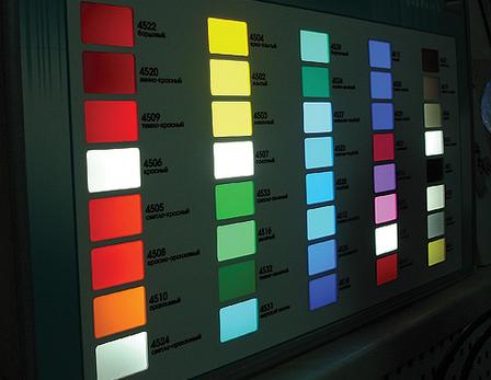 Транслюцентные пленки серии Avery 4500 Translucent Film, фото 2