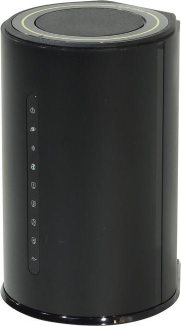 Маршрутизатор D-Link оснащен USB-портом для USB-модема,  для подключение к сети Интернет через сеть WiMAX,