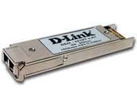 Модуль D-Link XFP с 1 портом 10G (10GBASE-SR) для многомодового оптического кабеля