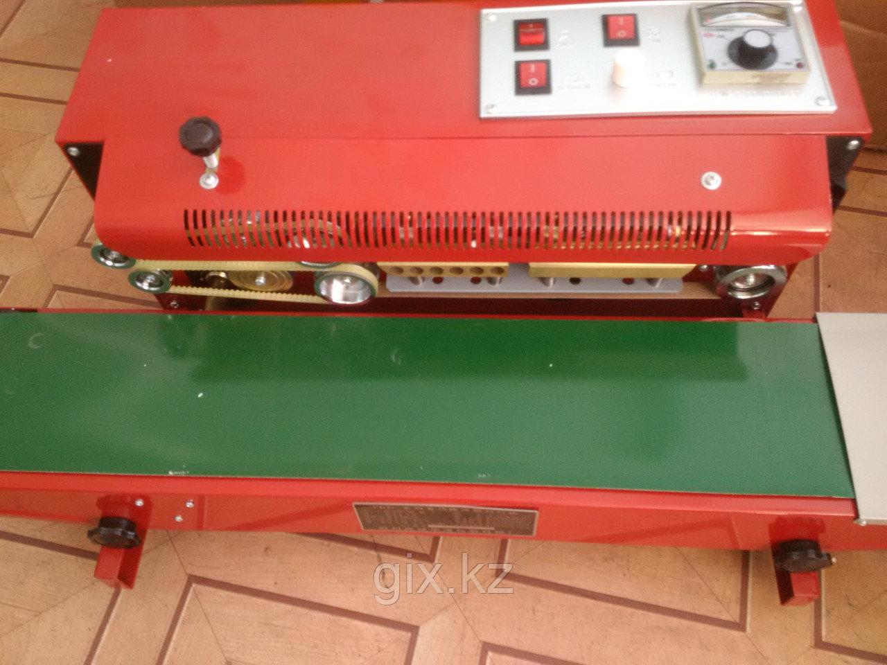 Роликовый запайщик FRD-900