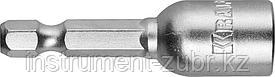 """Бита """"EXPERT"""" с торцовой головкой, KRAFTOOL 26391-10, намагниченная, 10 мм"""