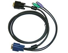 Кабель D-Link KVM для устройств DKVM-IP1/IP8, длина 1,8м