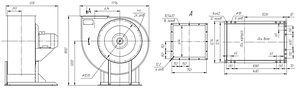 Взрывозащищенный вентилятор ВР 85-77-9-ДУ; ВР 85-77-9-ВДУ, фото 3